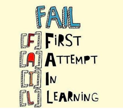 i failed again