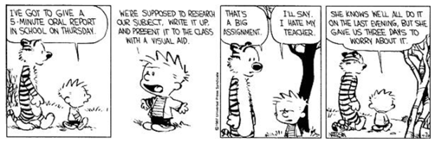 clavin homework